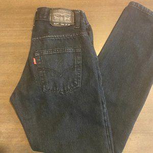Kids Levi's 511 Jeans -- Sz 14 (27*27)